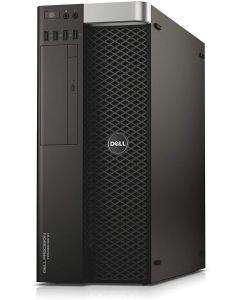 VR Ready Gaming PC Dell T3610 - Quad Core Xeon E5-1620 v2, 16GB, GTX 1650 GDDR6, 1TB HDD, DVDRW, WiFi, 4K, HDMI, Windows 10 Home Desktop PC Computer