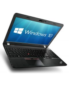 "Lenovo ThinkPad E550 Laptop PC - 15.6"" HD Core i3-5005U 8GB 500GB DVDRW HDMI WiFi WebCam Windows 10 Professional 64-bit"