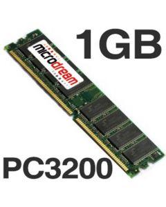 1024MB 1GB PC3200 400MHz DDR 184Pin NON-ECC Desktop PC Memory RAM
