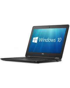 "Dell Latitude E7270 12.5"" Core i5-6300U 8GB 512GB SSD WebCam HDMI WiFi BT Windows 10 Professional Laptop PC"