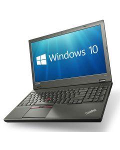 "Lenovo ThinkPad W540 Workstation Laptop PC - 15.6"" 1920x1080 Full HD Quad Core i7-4800MQ 16GB 256GB SSD DVD Quadro K1100M WiFi WebCam Windows 10 Professional 64-bit"