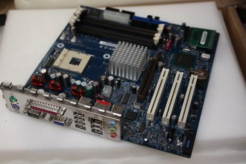 Ibm-Thinkcentre-M50-Socket-478-Agp-Tarjeta-Madre-89p7940-Rev-2-4