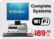 Complete Refurbished Desktop PC Systems Deals | MicroDream.co.uk