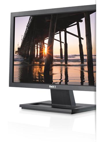 Dell E1709W Designed for Efficiency