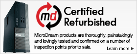 MD Certified Refurbished