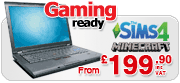 Gaming ready Laptops - BUY NOW!