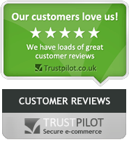 See our reviews on trustpilot.co.uk