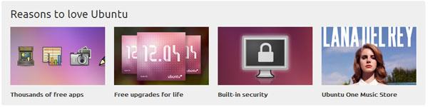 Ubuntu 12.04 LTS comes preinstalled