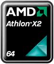 Athlon X2 Dual-Core (BE-2350) 2.10GHz