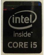 Intel Core i5 Inside Black Badge Sticker (4th Generation)