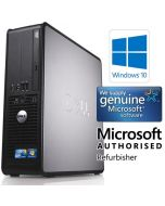Operating System  As a Microsoft Authorised Refurbisher we will supply you with Genuine Microsoft Windows 10 installed. We will provide the COA Sticker with Genuine product key. You will also be provided with an Recovery partition created and Recovery Too