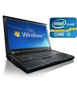 Lenovo ThinkPad T410 i5-520M 2.40GHz 4GB 160GB DVDRW Windows 7 Professional