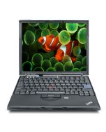 "Lenovo ThinkPad X61s 12.1"" XGA, Core 2 Duo L7300 1.40GHz 1GB 80GB Windows 7 Laptop"