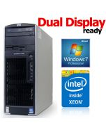 HP XW6200 Workstation Xeon 3.4GHz 160GB DVD Windows 7 Professional