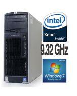 HP XW6400 Workstation Dual Xeon 5140 2.33GHz 4GB 160GB Windows 7 Professional 64bit