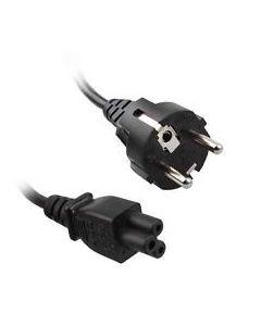Genuine IBM Lenovo Mickey Mouse Cloverleaf 1M Power Lead Plug 42T5114 39M4964