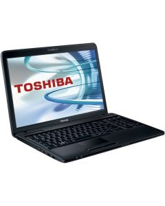 "Toshiba Satellite C660D 15.6"" AMD E-300 8GB 256GB SSD DVDRW WiFi WebCam Windows 10 Home Laptop"