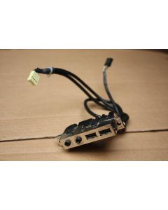 311091-002 HP Compaq D530 Front USB Audio Ports Panel