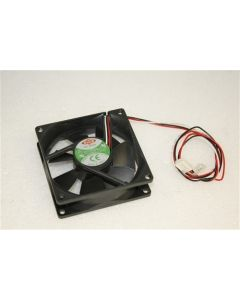 Top Motor DF1208BM DC 12V 80mm x 25mm 3-pin Case Fan
