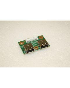 HP ZR2440w USB Ports Board EZ53114201