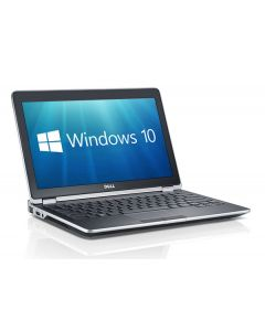 """Dell Latitude E6230 12.5"""" Core i5-3320M 8GB 128GB SSD DVDRW WiFi Windows 10 Professional 64-Bit Laptop"""