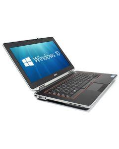 """Dell Latitude E6320 13.3"""" LED Core i5-2520M 2.50GHz 4GB 250GB Windows 10 Professional 64-bit"""