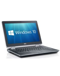 "Dell Latitude E6330 13.3"" LED Core i5-3320M 2.6GHz 4GB 320GB WebCam HDMI Windows 10 Professional 64-bit"