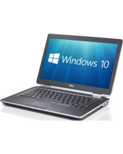 "Dell Latitude E6430 14.1"" Core i5-3320M 8GB 120GB SSD DVDRW WiFi Windows 10 Professional 64-Bit Laptop"