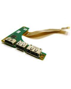 Toshiba Portege R830 USB HDMI eSATA Port Board Cable FAL3E32