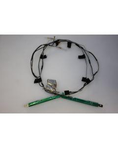 Dell Latitude D630 ATG WiFi Wireless Antenna Aerial Set DC33000ATOL