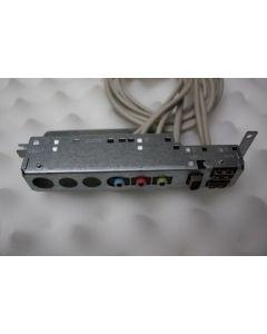 HP Pavilion t3000 a1000 Front USB Firewire Audio Ports Panel 5731491201