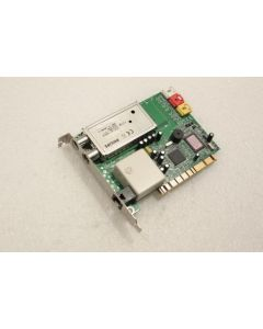 Medion TV Tuner 7134 V.9X DSP Data Fax Modem PCI Card 20009683