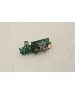 HP Compaq Mini 110 Audio USB Port Board Cable 581325-001