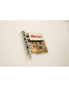 Mercury 210018D0 TV Tuner Card 701013827053