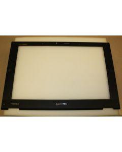 Toshiba Qosmio G40 LCD Screen Bezel