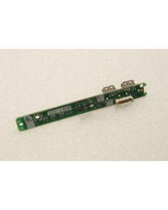 HP ProLiant ML350 G5 Server USB Power Button LED Bord 413988-001