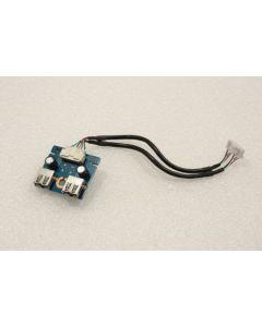 Dell UltraSharp U2412Mb USB Ports Board 4H.0W808.AF0