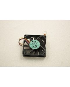 Nidec D07R-12T2S4 70mm x 15mm 3Pin Case Fan DC 12V