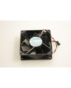 NMB PC Case Cooling Fan 3110KL-04W-B19 80mm x 25mm 3Pin