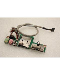 Acer Aspire L320 Audio Firewire Card Reader USB Ports Board 4S722-011-GP