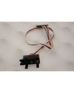 HP Compaq EVO D310 DT Power Button LED Lights