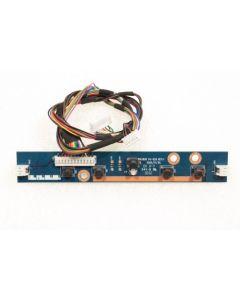 HannStar HU196 Power Button LED Board 454AD630L01