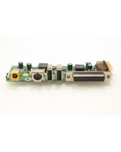 Advent 8170 DC Power Socket USB Board 411667120004