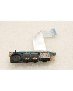 Toshiba Portege R500 Audio Ports USB Board Cable