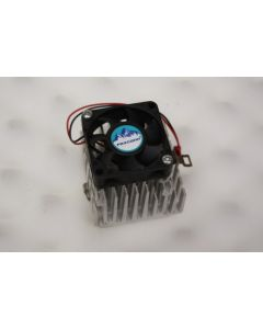 Foxconn Compaq 191845-002 Socket 370 Heatsink Fan