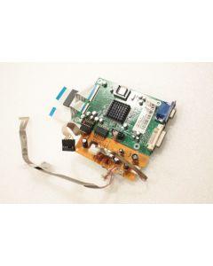 AOC LM729 Main Board 715L1133-1, 715L1100-1