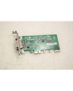 Lenovo IBM DVI-D PCI-e ADD2 Video Connection Adapter Card 3T6005 Low Profile