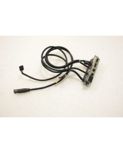 HP Workstation XW6200 Firewire Audio USB Ports Panel 321974-001