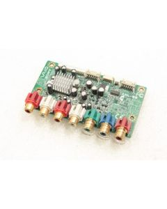 Sony Vaio VGX-XL202 Media Centre Back Audio Ports Board ANL-65 178934321