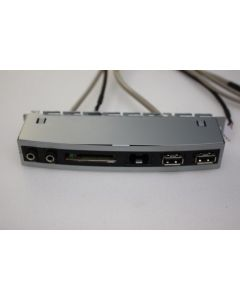 HP Compaq G5000 Card Reader USB Audio Ports Panel 504856-001
